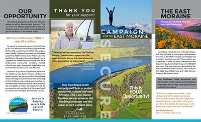 Moraine Campaign Four Fold Brochure tn